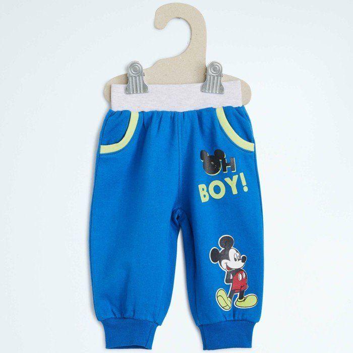 vetement de sport enfant bebe motif Mickey Kiabi Oh Boy!
