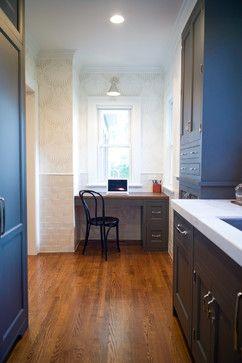 Clinton Place II - traditional - Kitchen - Chicago - Rebekah Zaveloff | KitchenLab