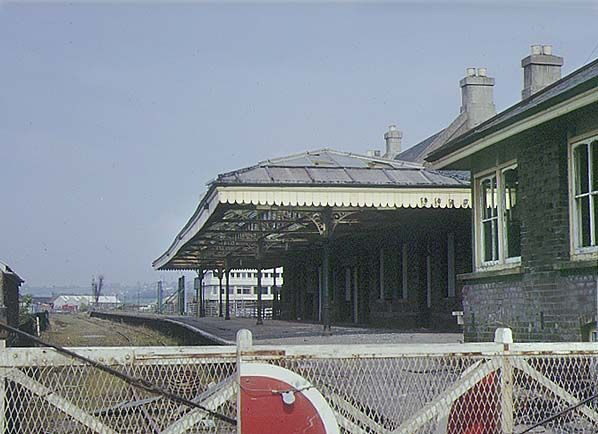 Disused Stations: Barnstaple Town Station