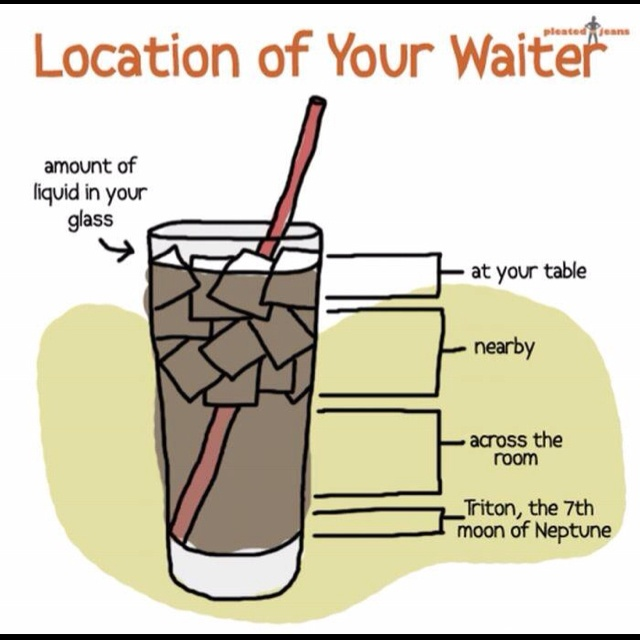 They are never around when you need them! Lol: Sotrue, True Facts, Funny Pictures, Funny Stuff, So True, Ice Teas, Running Food, Diet Coke, True Stories