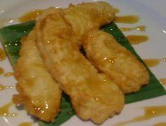 Indonesische recepten: zelf heerlijke gebakken bananen ofwel Pisang Goreng maken. - Plazilla.com