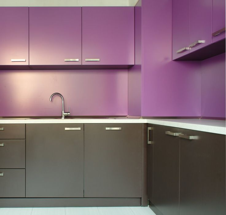 High Gloss and Matte Lacquered Kitchen Cabinet Doors Gallery