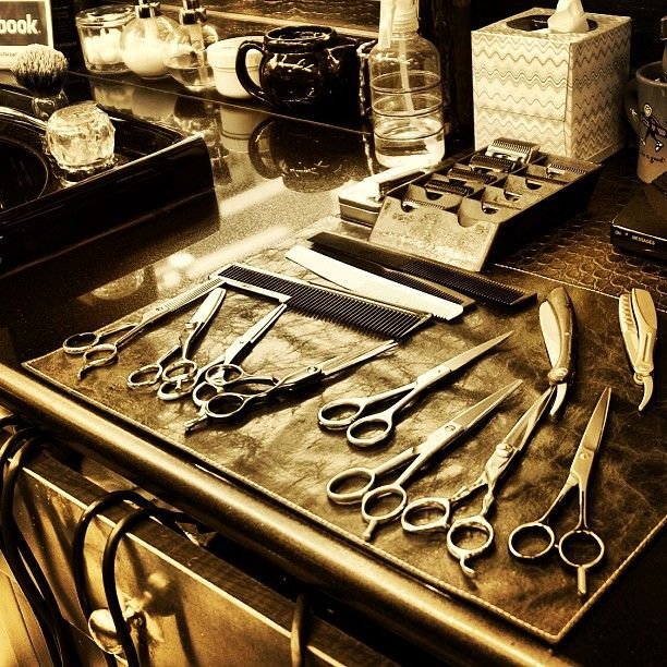 133 best old barbers 39 tools images on pinterest. Black Bedroom Furniture Sets. Home Design Ideas