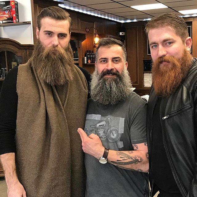 skägg barberare stockholm