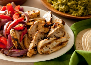 Basic chicken fajita recipe