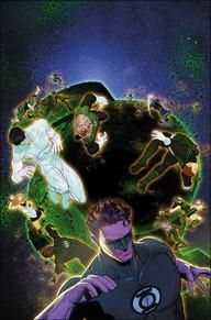 Hal Jordan and the Green Lantern Corps (2016) Issue #18