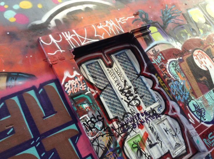 Street culture in Greek #Athens #urban #graffiti