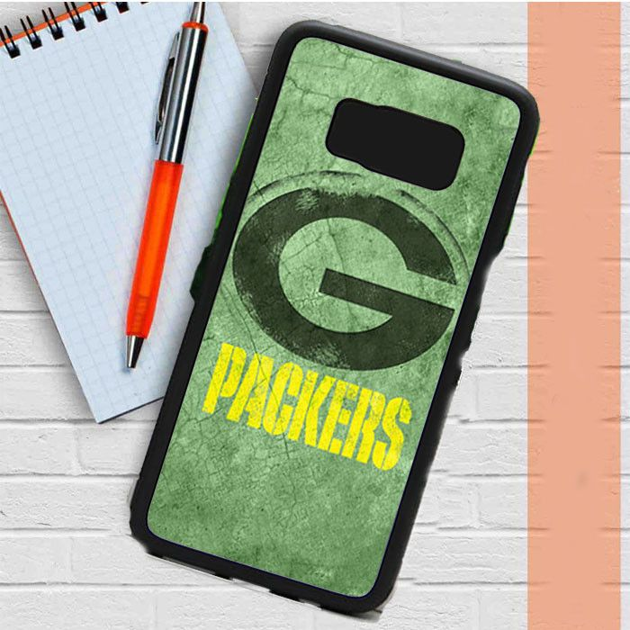 Green Packers Green Wall Samsung Galaxy S8 Plus Case Dewantary