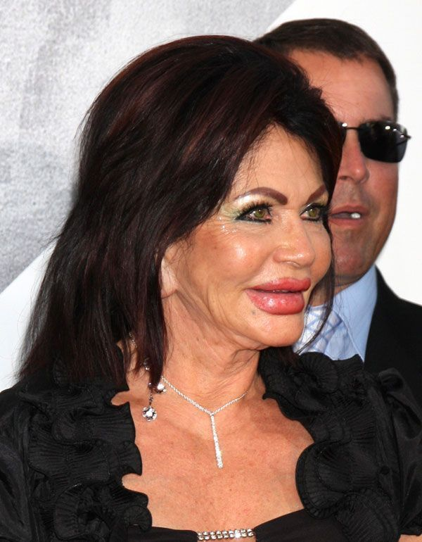 Jackie Stallone | Things that scare me | Pinterest ...