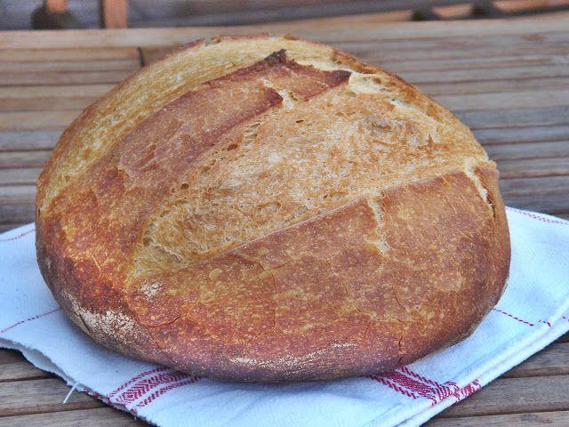 Nem vagyok mesterszakács: Kovászos kenyér – még pár szó a természetes kovász...