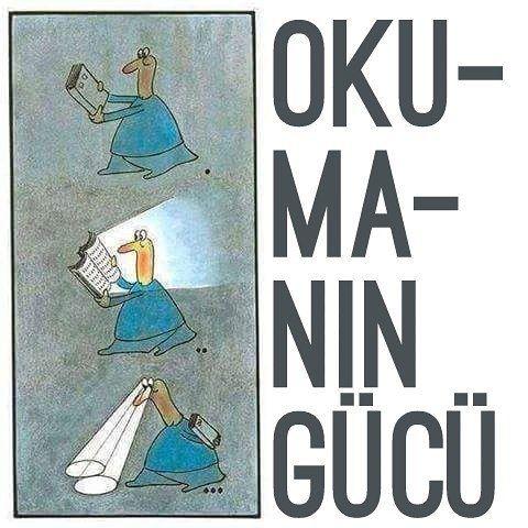 Okumanın Gücü #oku