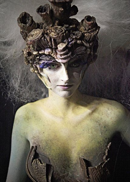 """Face Off Episode 505 """"Mother Earth Goddess"""" - Lyma"""