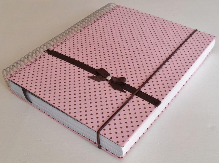 Capas de Caderno Decoradas e Customizadas - Modelos, Passo a Passo, Dicas de Como Fazer