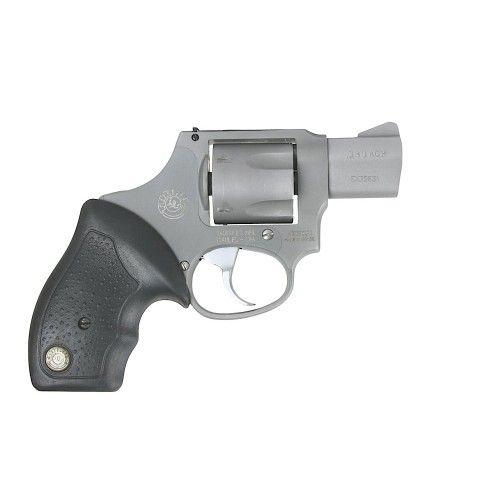 "Taurus 2380129UL Model 380 Mini Revolver 380 ACP 1.75"" 5rd Rubber Grip Stainless"