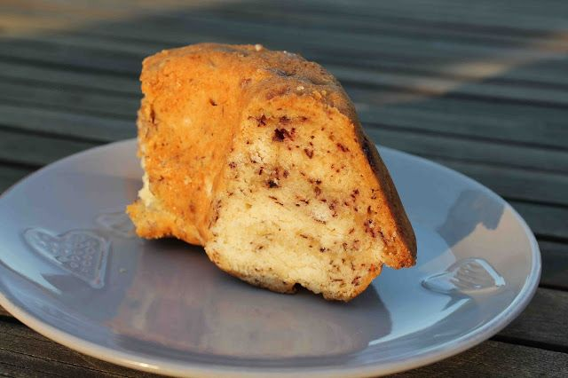 Matro: Banankaka utan gluten, mjölk och ägg