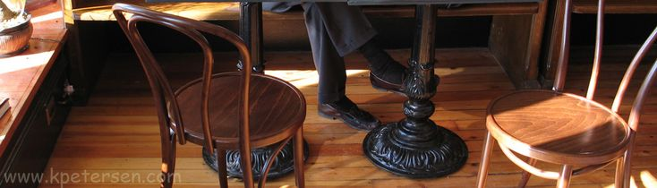 Victorian Reproduction Cast Iron Restaurant Table Bases