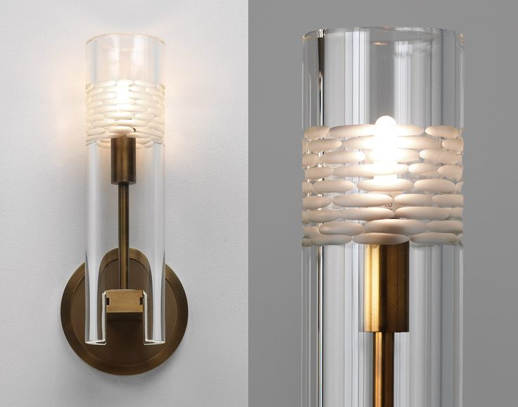 Jonathan Browning Studios Chamont Sconce Lights In