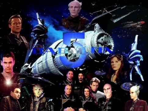 Babylon 5: A lone space station stands as the last hope for peace in a time of looming war. An all-time favorite TV series, created by J. Michael Straczynski, a 5-year, epic science-fiction tale driven by rich, full characters. Stars Michael O'Hare, Bruce Boxleitner, Claudia Christian, Andreas Katsulas, Bill Mumy, Peter Jurasik, Jerry Doyle, and others. (March 2012: Full episodes may be viewed at TheWB.com.)