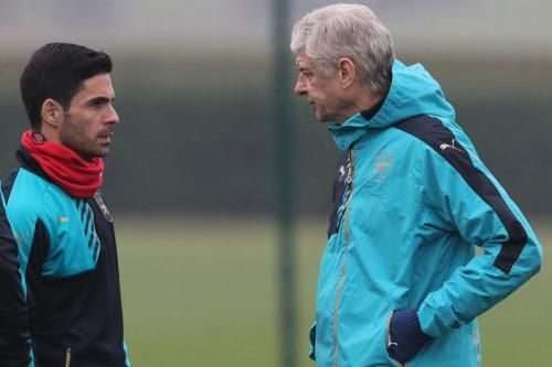 Arsenal stars do NOT want Manchester City coach Mikel Arteta to replace Arsene Wenger as new boss: * Arsenal stars do NOT want Manchester…