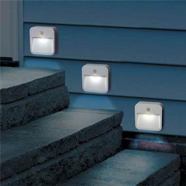 Motion Sensor Outdoor Lights