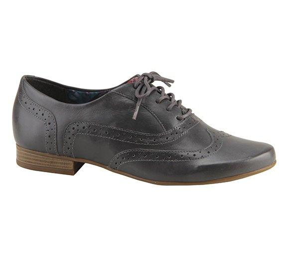 Oxford feminino confeccionado em couro   Sapatos   Bottero Calçados