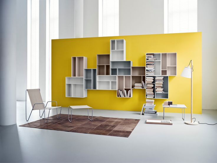 shelving system by Montana.  www.mootic.pl