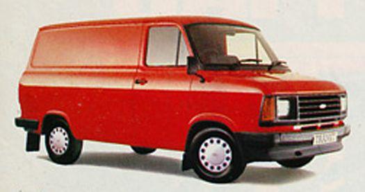 ford transit mk2 van commercial vehicles pinterest. Black Bedroom Furniture Sets. Home Design Ideas