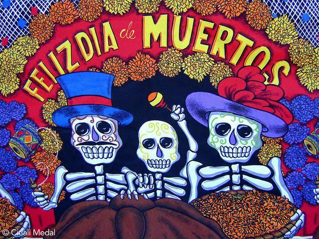 Dia de Los Muertos = Day of the Dead | Austin Public Library