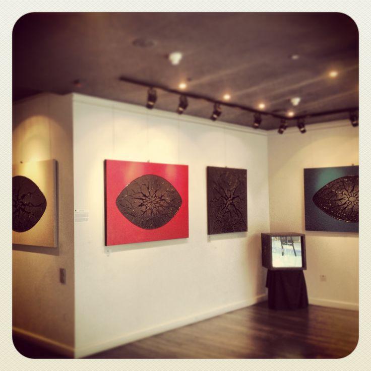 #maxrobino #theilluminationtheory #moscow #zeppelingallery #contemporaryart #art #minimalism #abstract