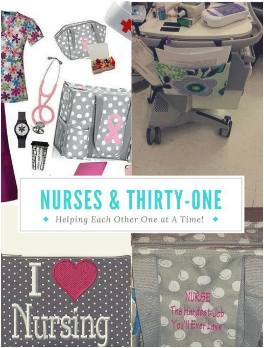 Thirtyone Designed Many Of Their Products With Teachers Nurses In Mind