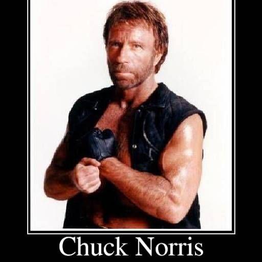 Una mirada graciosa sobre el inoxidable e indestructible Chuck Norris...  * Chuck Noris puede ahogarte con el cable de un teléfono inalámbrico.  * Chuck Norris le ganó a un muro de ladrillos a una partida de tenis.  * Chuck Norris no corta el césped. Simplemente le advierte que si crece, se arrepentirá.    ¡Qué lo disfrutes! #chistes #chuck #chuck norris facts #comedia #divertido #facts #frases graciosas #gracia #humor #norris #reflexiones #risas
