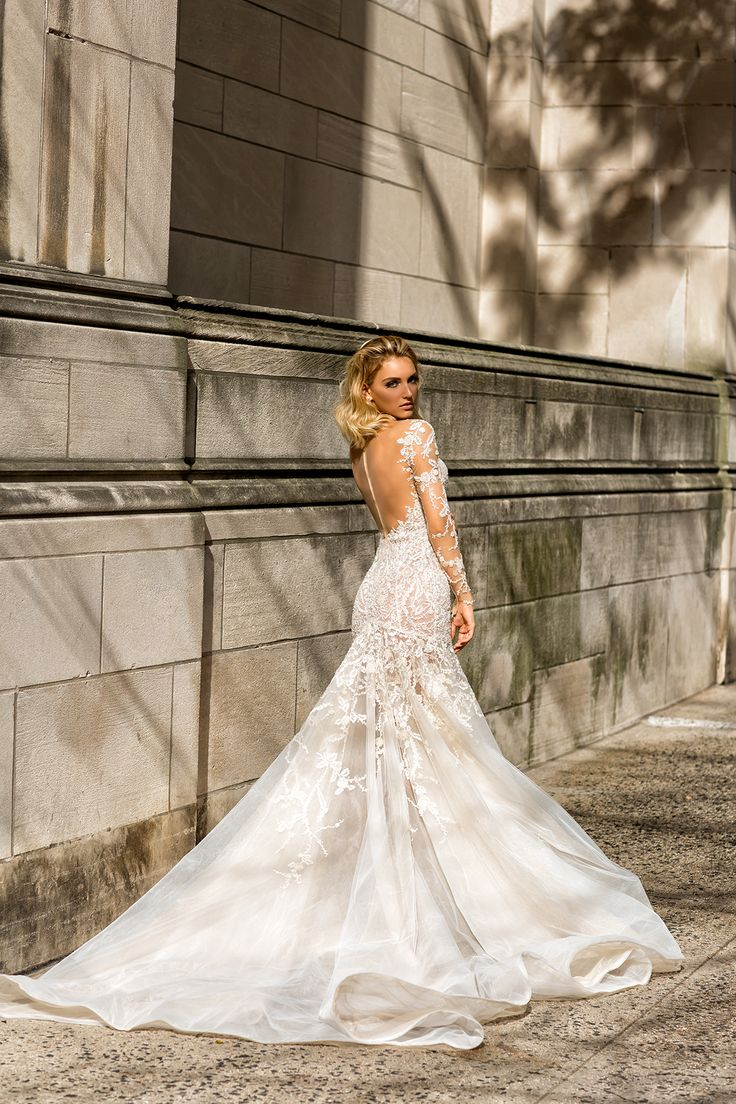 NEW ARRIVAL AT PANACHE BRIDAL IN COSTA MESA!
