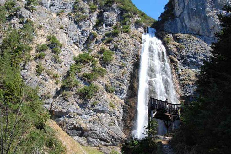 Dalfazer Wasserfall Achensee
