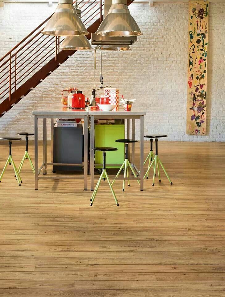 Rustic look laminate
