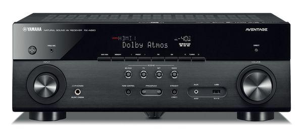 Yamaha #RX-A660 Network AV Receiver
