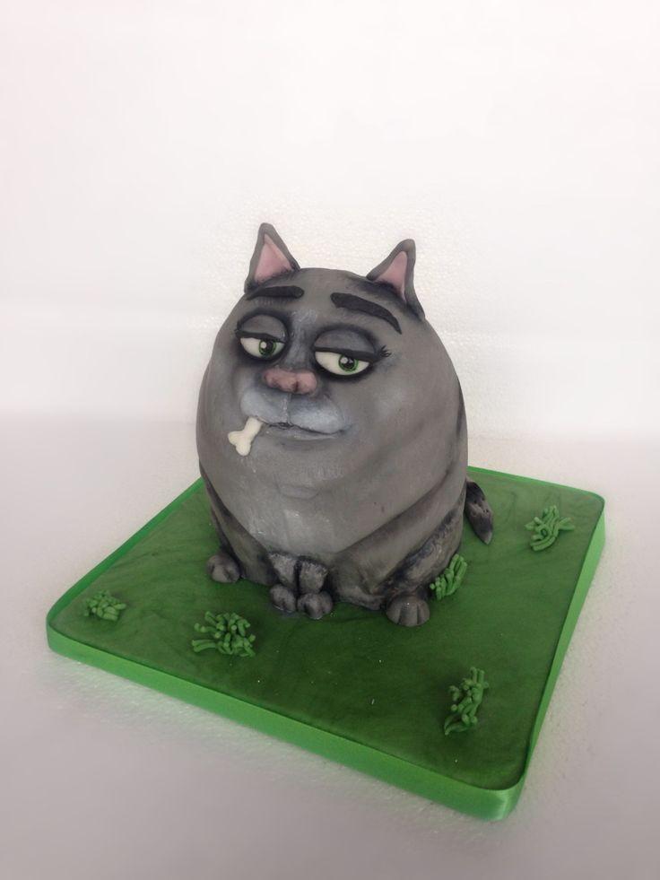 Stunning Katzen Torte Chloe the Cat The Secret Life of Pets Kuchen D Torte