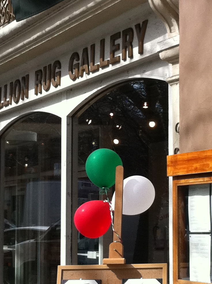 150° of the Unity of Italy in Palo alto :)