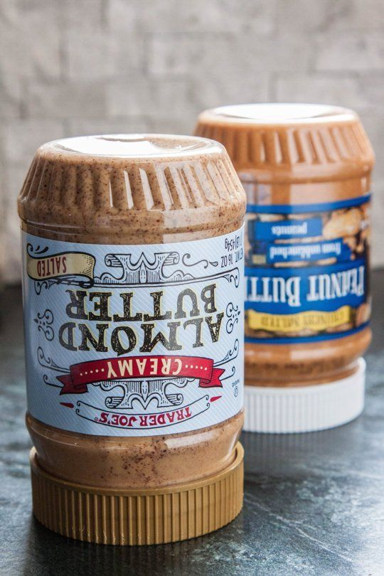 Store Natural Nut Butter Upside Down to Keep it from Separating