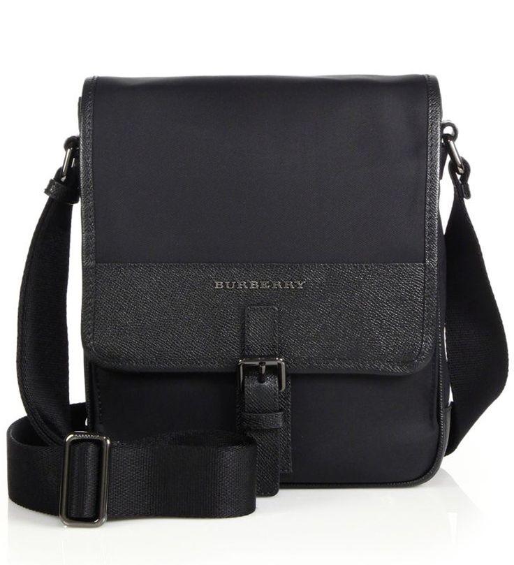 Burberry London Mulford Crossbody Bag Black      $189.00