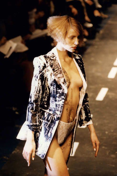 The Show That Launched McQueen's Career -- The Cut