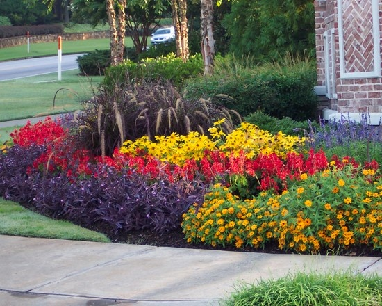 Landscape Flower Gardens Design, Pictures, Remodel, Decor and Ideas - page 3
