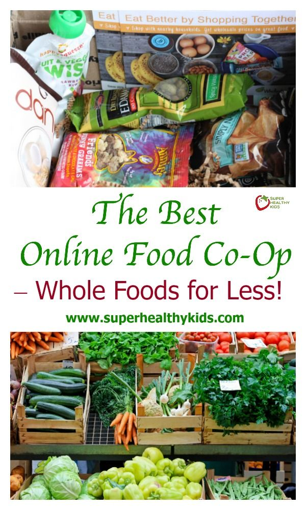 The Best Online Food Co-Op - Whole Foods for Less! http://www.superhealthykids.com/the-best-online-food-co-op-whole-foods-for-less/