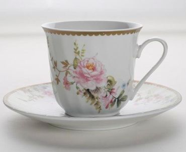 Bulk Tea Cup prices!  Case of 48