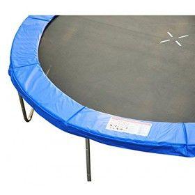 Cubierta Proteccion Borde Cama Elastica 244 cm Azul Trampolines Cama Elástica