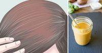 Como eliminar os cabelos brancos naturalmente sem usar tintura   Cura pela Natureza