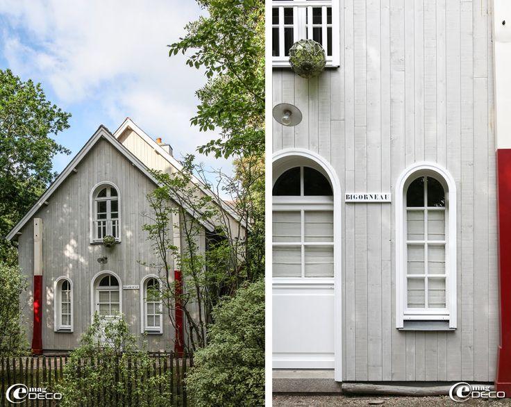 les 25 meilleures id es concernant bardage bois vertical sur pinterest bardage bois facade. Black Bedroom Furniture Sets. Home Design Ideas