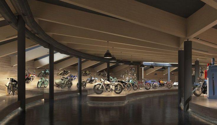 Top Mountain Motorcycle Museum, © Liftgesellschaften Obergurgl-Hochgurgl, Foto: MichaelBroetz