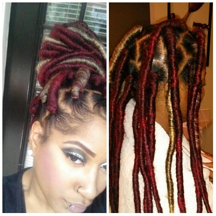 You Would Never Guess What Makes This Faux Locs Protective Style So Incredible But You Have To