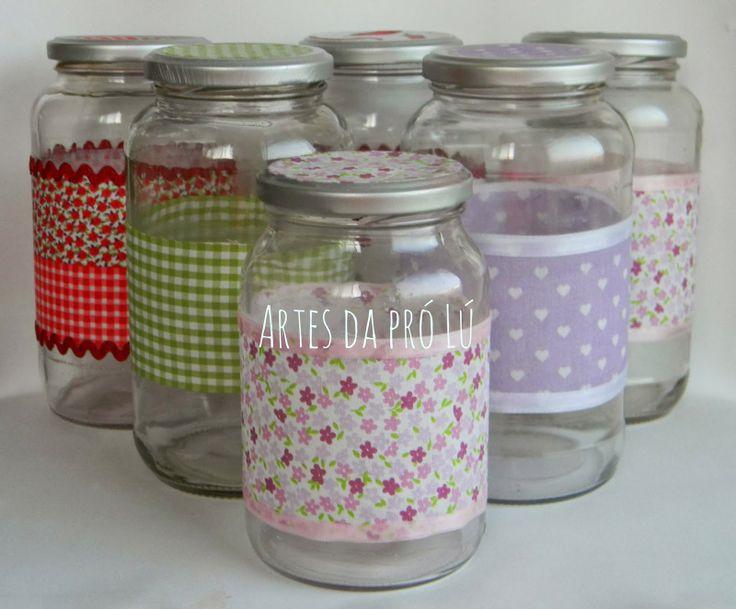 Aparador Zara Home ~ 17 melhores ideias sobre Artesanato Com Potes De Conserva no Pinterest Frascos de vidro