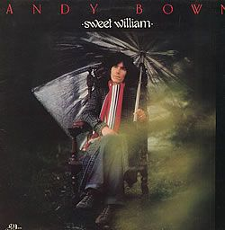 Andy Bown - Sweet William